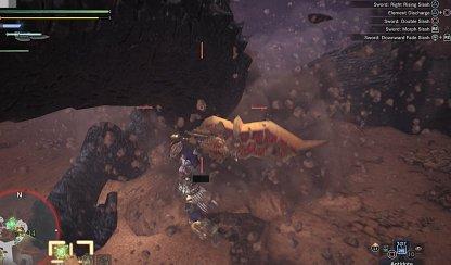 Use Screamer Pod When Black Diablos Dives Into Ground