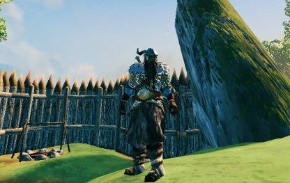 Wolf Armor Set