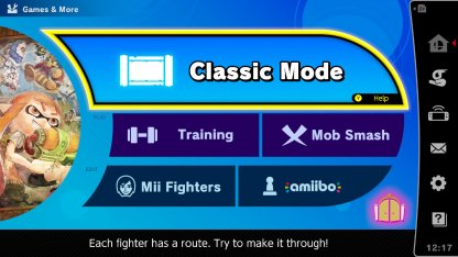 Super Smash Bros. Ultimate, Classic Mode - Guide & Summary