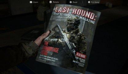 Requires Last Round Training Manual To Unlock