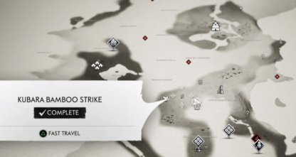 Kubara Bamboo Strike