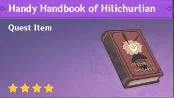 hilichurl language dictionary