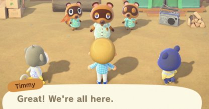 starting villagers