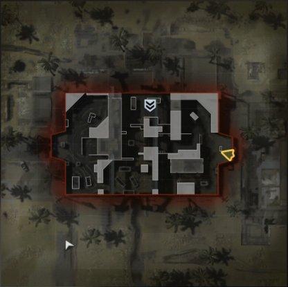 Shoot House Map