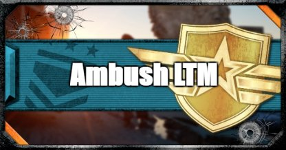 Call of Duty Black Ops 4 Blackout Ambush LTM Mode