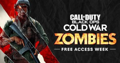 Free zombies week