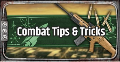 fallout 76 Combat Tips & Tricks