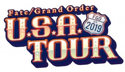 FGO U.S.A. Tour 2019 banner