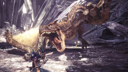 Mhw Iceborne Brute Tigrex Weakness Tips Gamewith Bonus tigrex essence when 3 pieces are equipped. mhw iceborne brute tigrex weakness