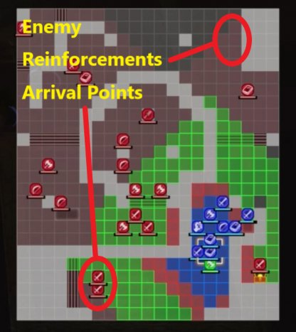 The Gautier Inheritance Reinforcements Map
