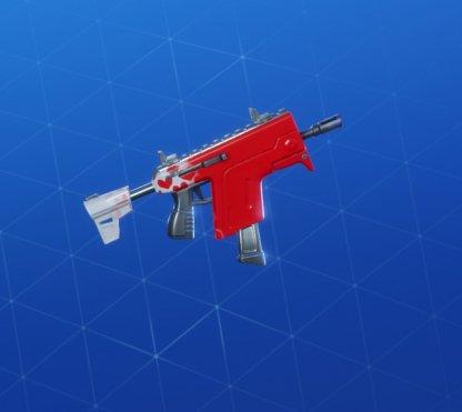HEARTS Wrap - Submachine Gun