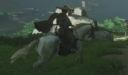 Choose The Horse That