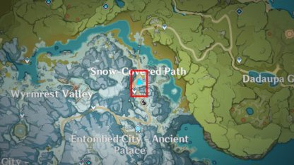 Pine Tree Location 3