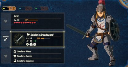 All Playable Characters List Unlock Guide Hyrule Warriors Age Of Calamity Gamewith