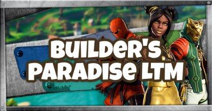 Builders Paradise  LTM