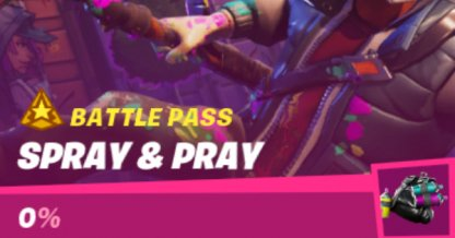 Spray & Pray Mission