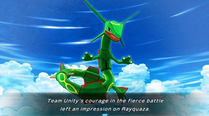 Get the Chance to Recruit Rayquaza Here
