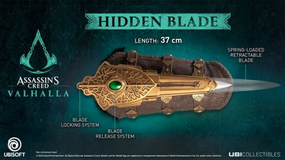 Eivior Will Have Own Hidden Blade