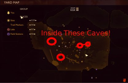 Map Locations