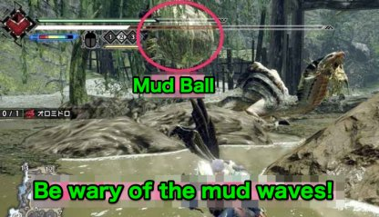 Gigantic Mud Ball
