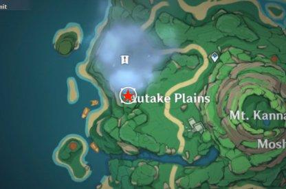 Autake Map 3