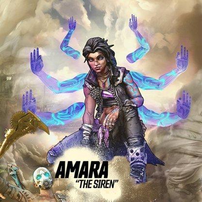 Amara - Siren Character Class Overview
