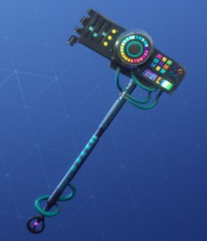 Pickaxe Skin SMASH UP