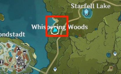 Cuihua Tree Location 5