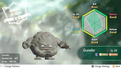 Battle With Ground/Rock Type Pokemon