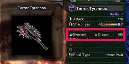 Elemental Damage Mhw