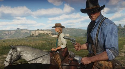 Red Dead Redemption 2 Main Missions