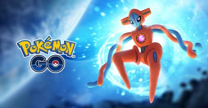 Deoxys EX Raid Battle