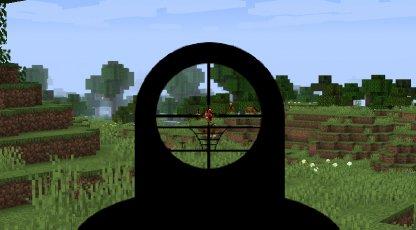 Gun Customization Infinity Aim Down Sights