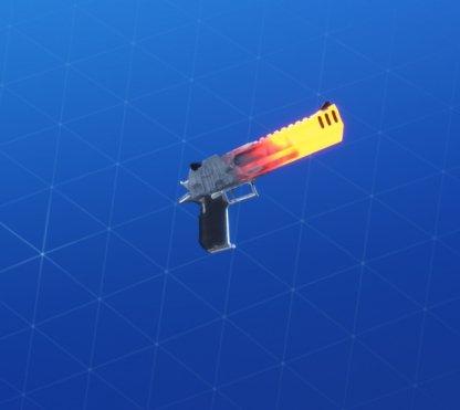 METEOR Wrap - Handgun