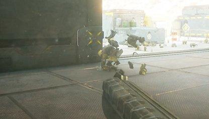 Shotgun Can Remove Enemy Armor