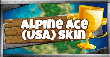 ALPINE ACE (USA) Skin