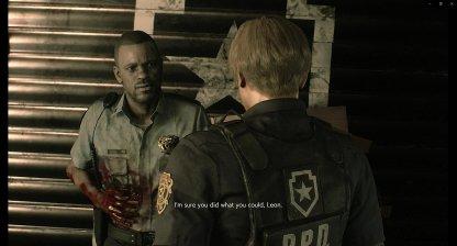 Resident Evil 2 Voice