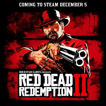 Red Dead Redemption 2 Steam Release
