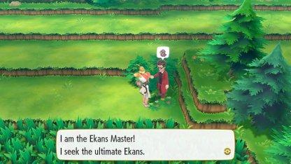 Ekans Master Trainer