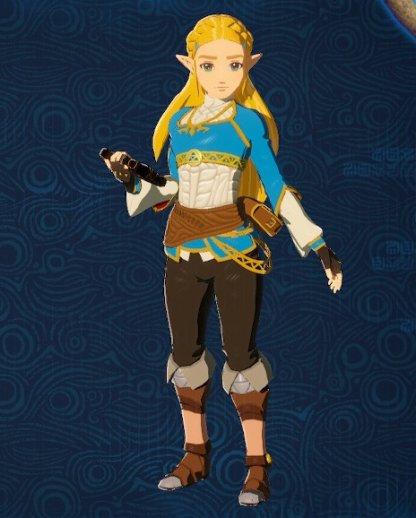 Zelda Attire