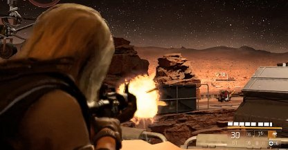 Wait For Veteran Machine Gunners To Reload