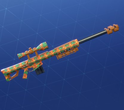 SUNPRINT Wrap - Sniper Rifle