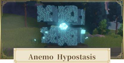 Anemo Hypostasis