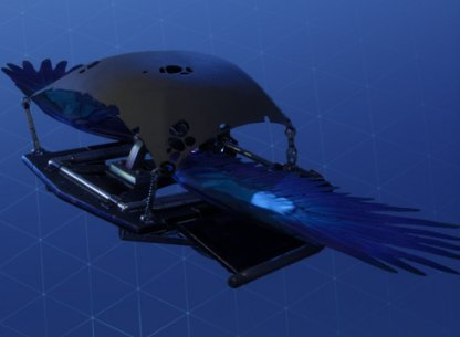 Glider skin Image FEATHERED FLYER