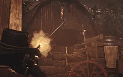 Red Dead Redemption 2 Epilogue 1 Jim Milton Rides Again