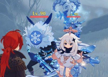 Dragonspine Enemies