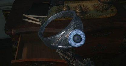 Crystal Eye Ring