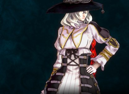 Pure Miriam Outfit As DLC