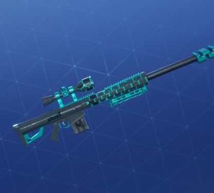 HEXFORM Wrap - Sniper Rifle