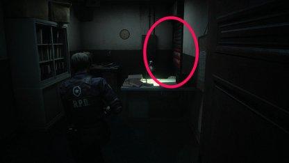 Resident Evil 2 Demo Watchman